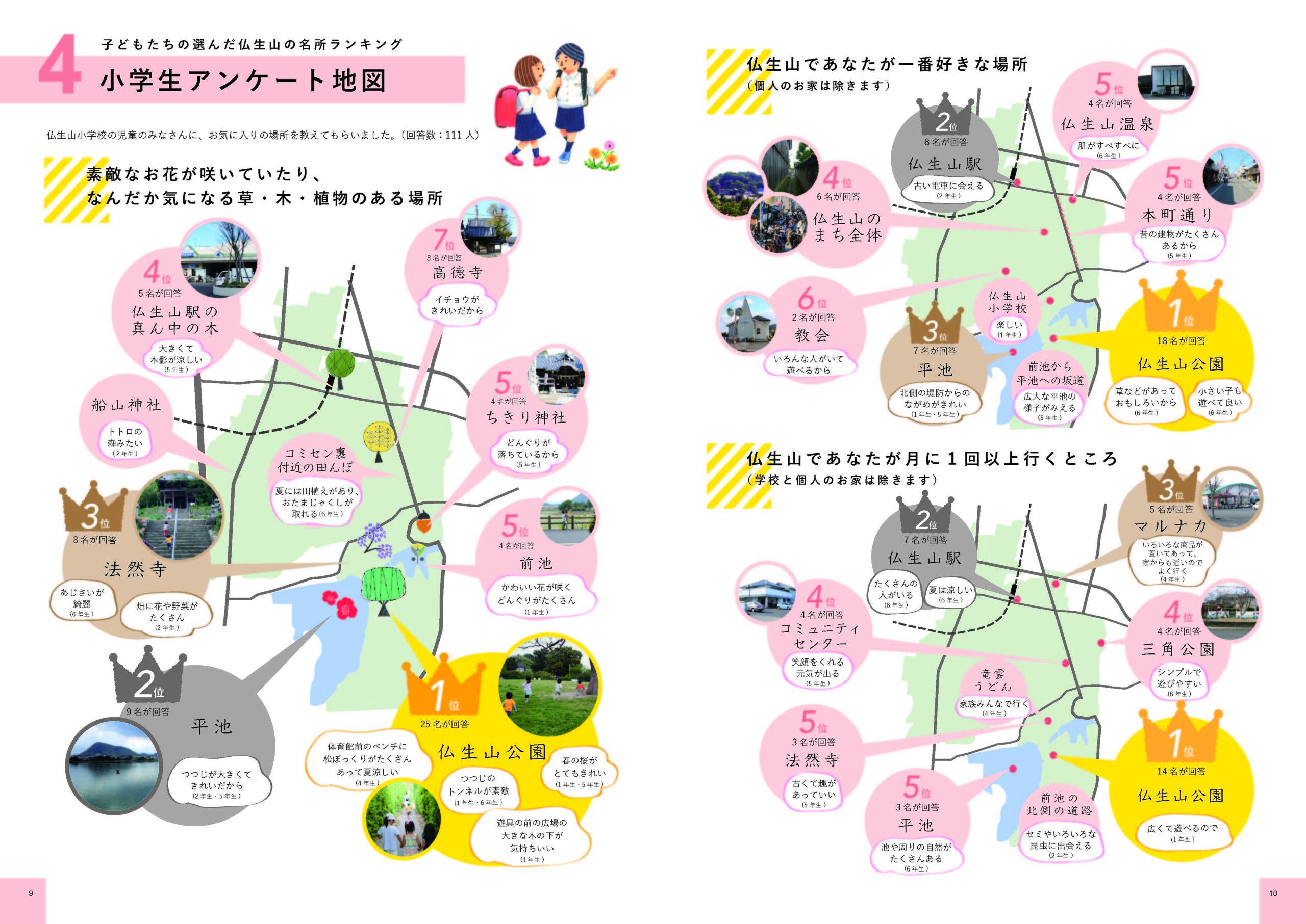 仏生山みんなの地図P6